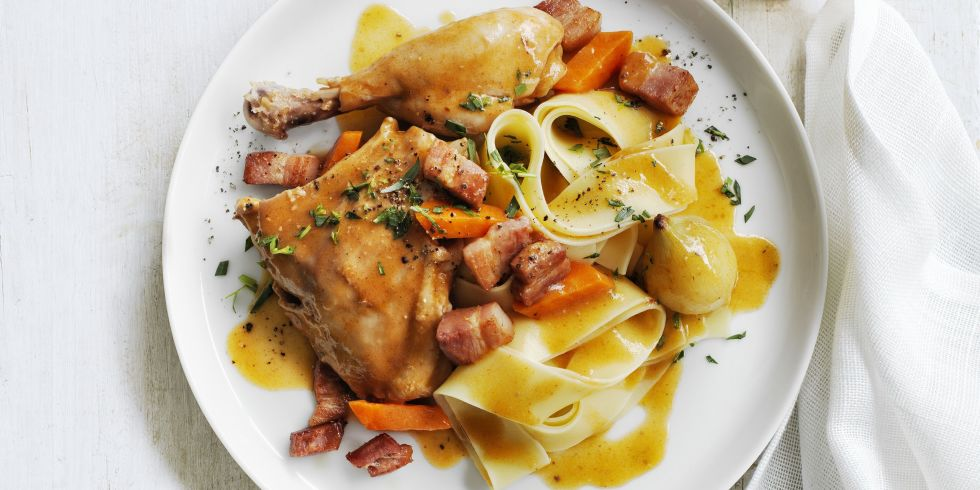 Spring Chicken With Egg Noodles This Meal Is Tasty Family Pleasing And Doesn T Take A Lot Of Time Effort Or Ingredients