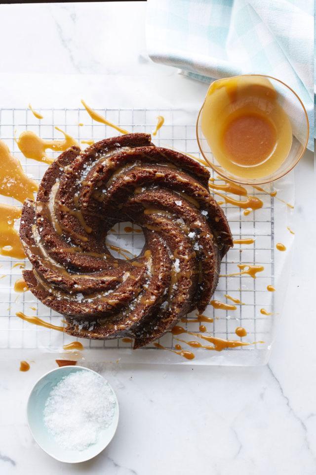 Banana butterscotch bundt cake recipe