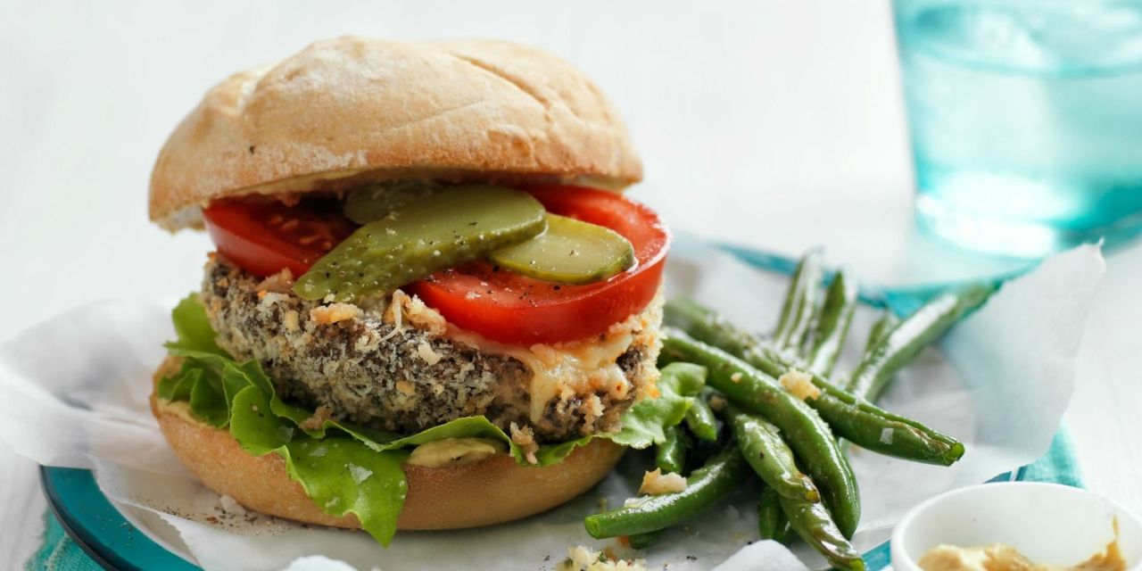 Portobello Cheeseburgers Recipes — Dishmaps