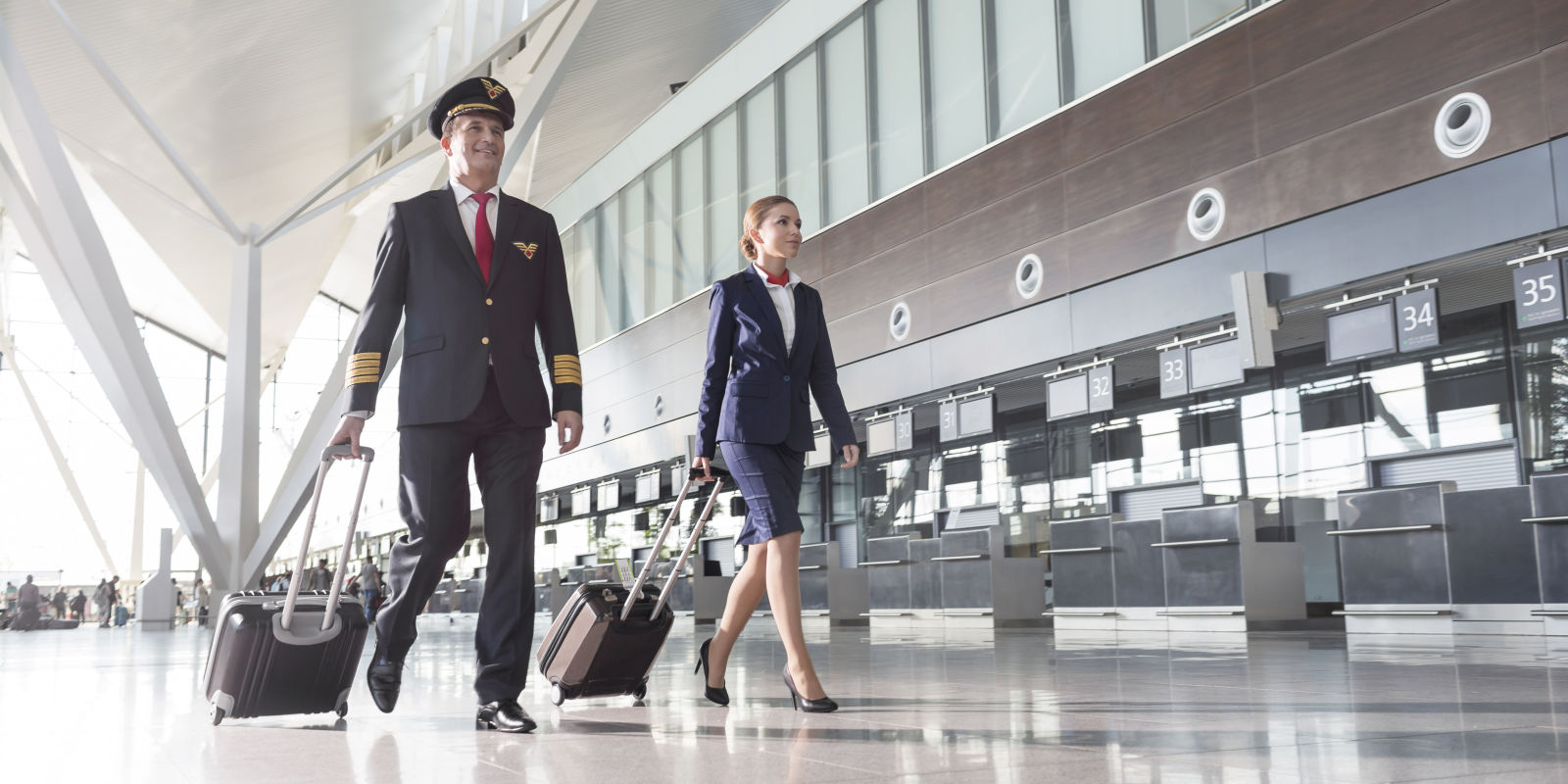 Is it worth dating a flight attendant
