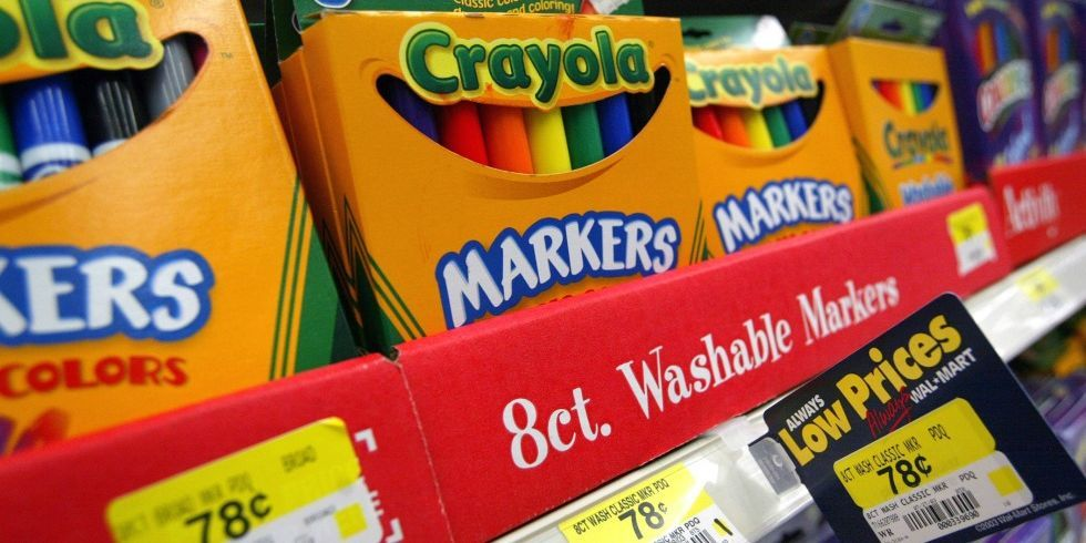 Crayola Diet Food