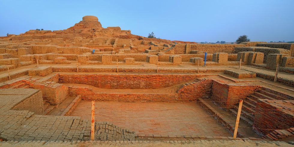 Great Bath of Mohenjo-daro