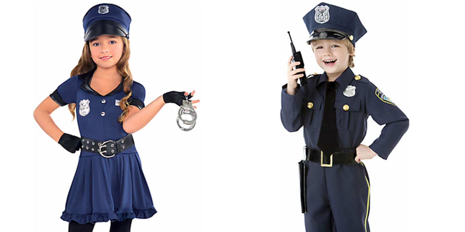 mom writes furious open letter about party citys halloween costumes for girls - Girls Cop Halloween Costume