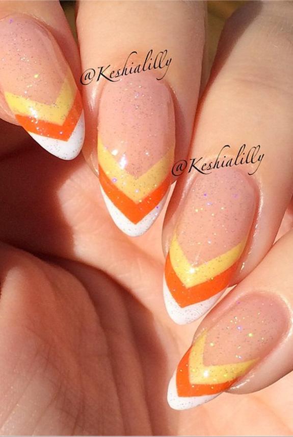 26 spooktacular halloween nail art ideas prinsesfo Choice Image