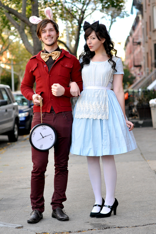 - 50+ Cute Couples Halloween Costumes 2017 - Best Ideas For Duo Costumes