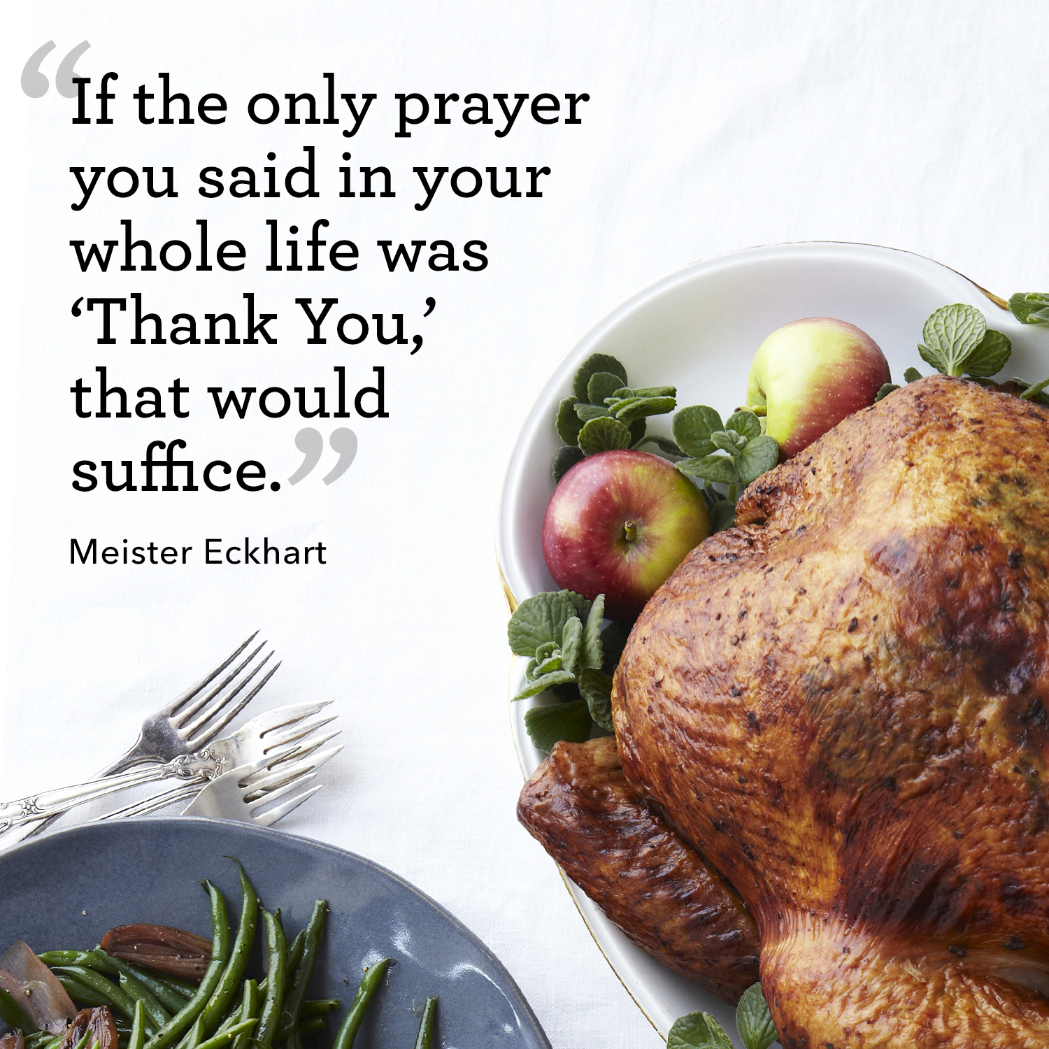 Meaningful Thanksgiving Sayings