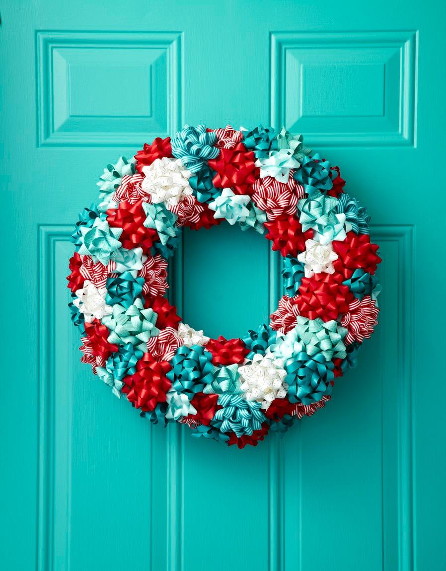 Diy Christmas Decorations Alisha : Diy christmas wreath ideas how to make a homemade