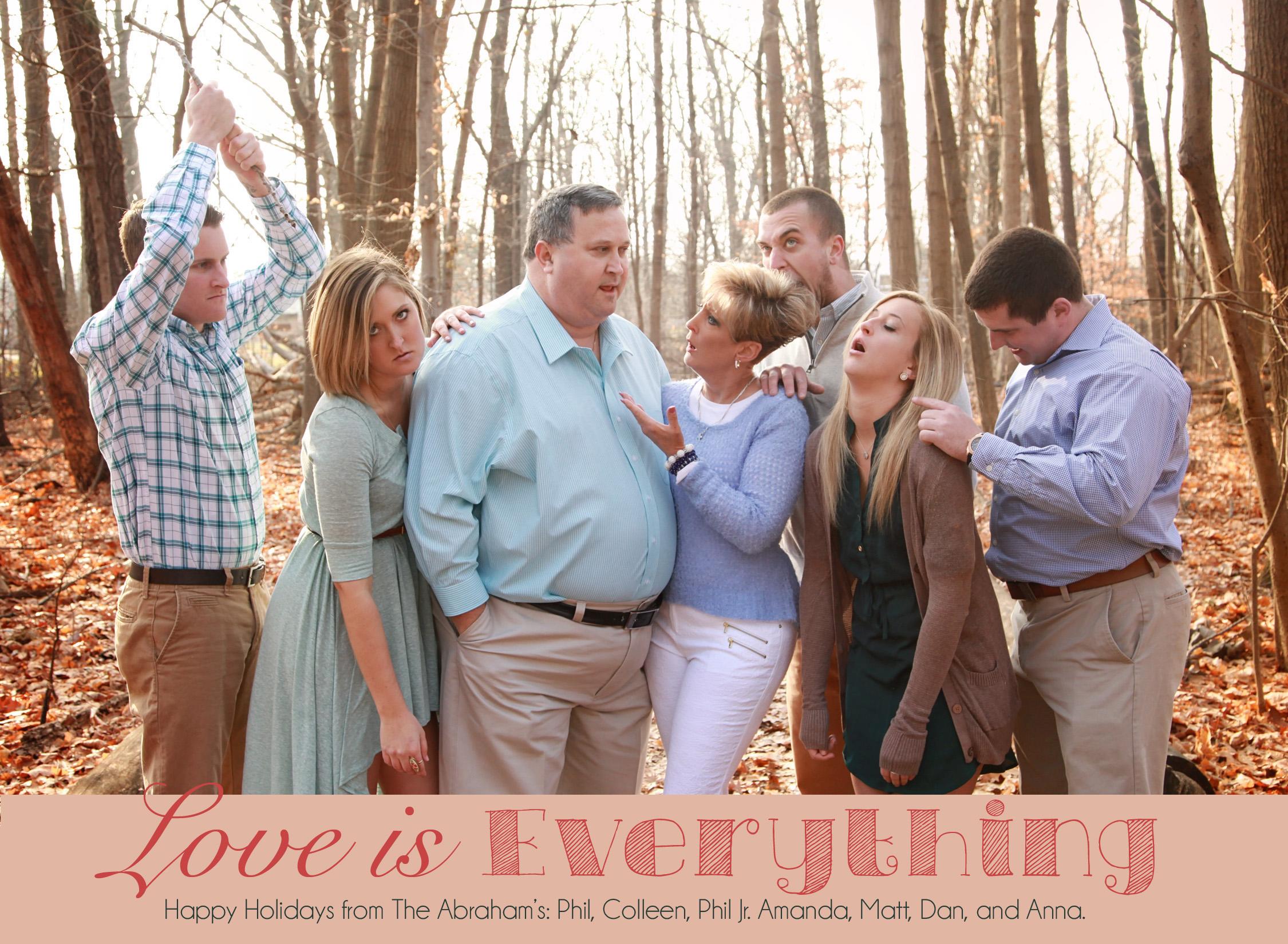 Dating family photos