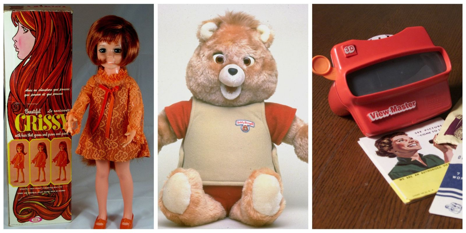 Retro Top Toys : Retro toys we almost forgot how much loved