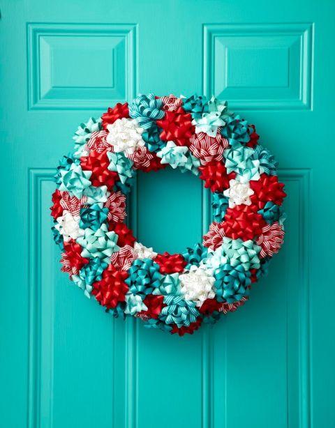 40+ DIY Christmas Wreath IdeasHow To Make a Homemade Holiday