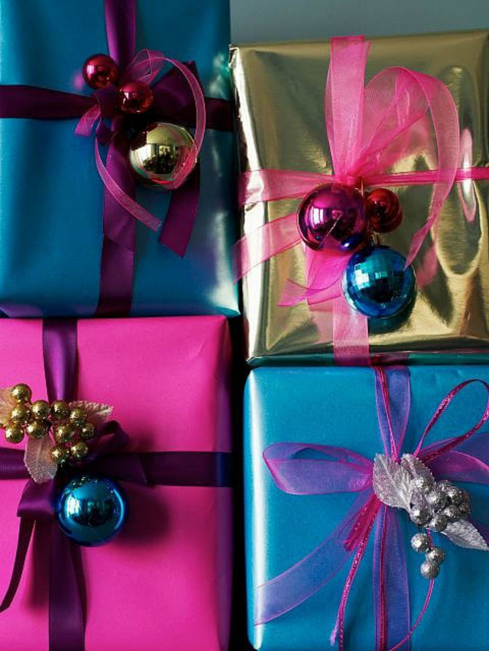 Wrapping tips for gorgeous gifts every time brit co - Cheap Christmas Gift Wrapping Ideas Creative Diy Holiday Gift Wrap With Wrapping Presents