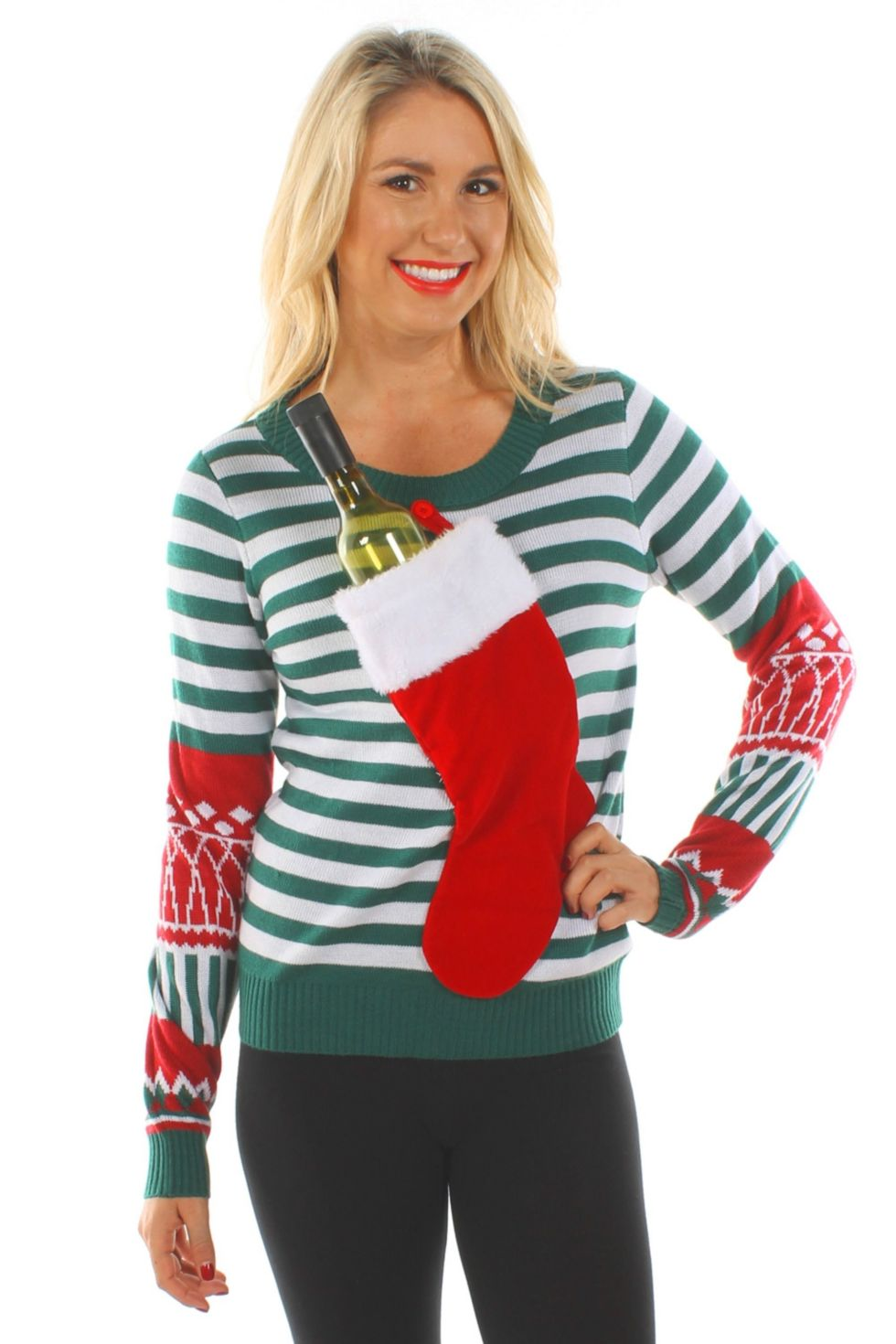 23 Ugly Christmas Sweater Ideas to Buy and DIY - Tacky Christmas ...