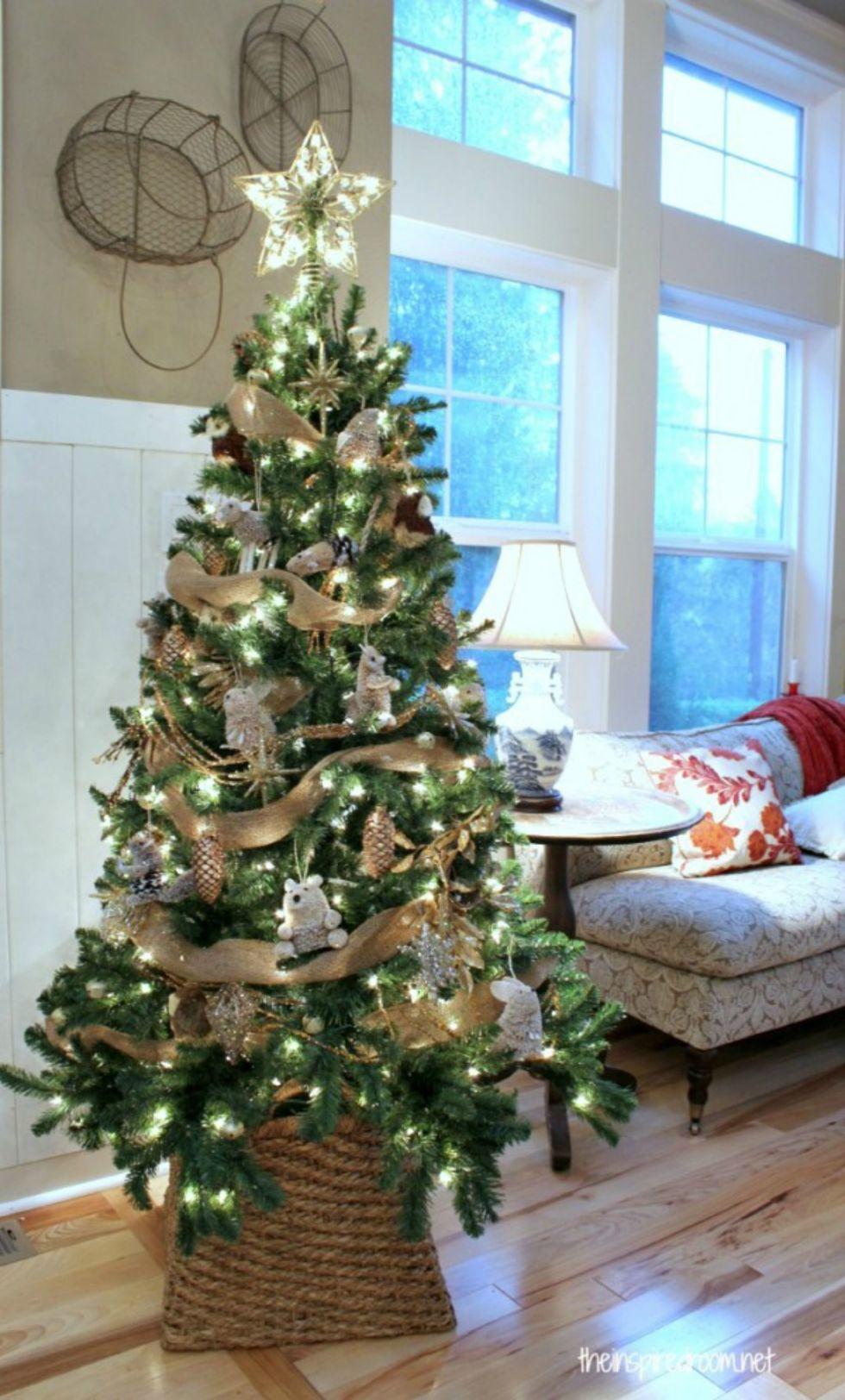 Unique Christmas Trees Christmas Tree Decorations Christmas Tree Decorating Ideas