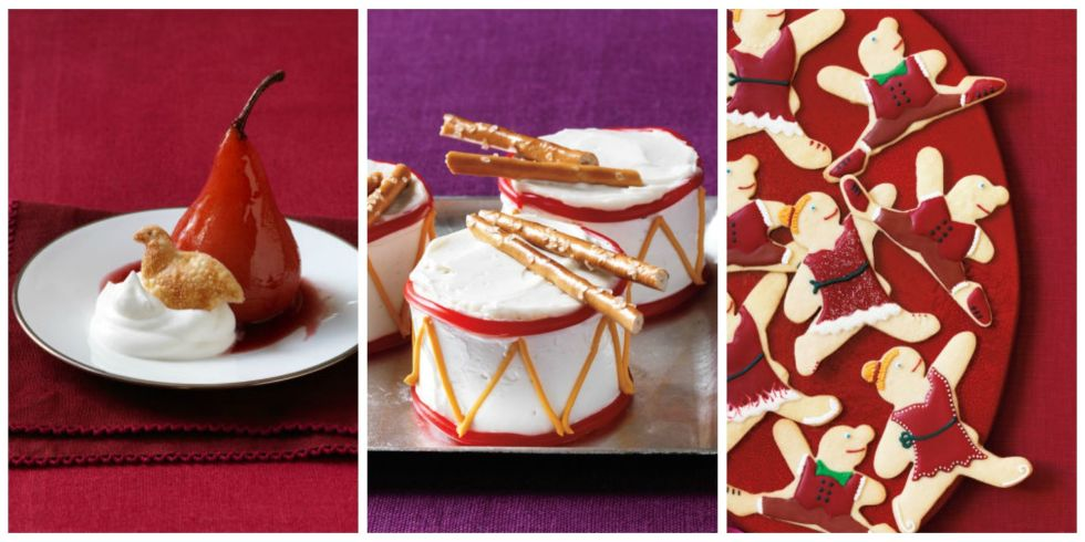serve up these fun and festive dishes as you count down to christmas