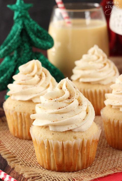Homemade Angel Food Cupcake Recipe