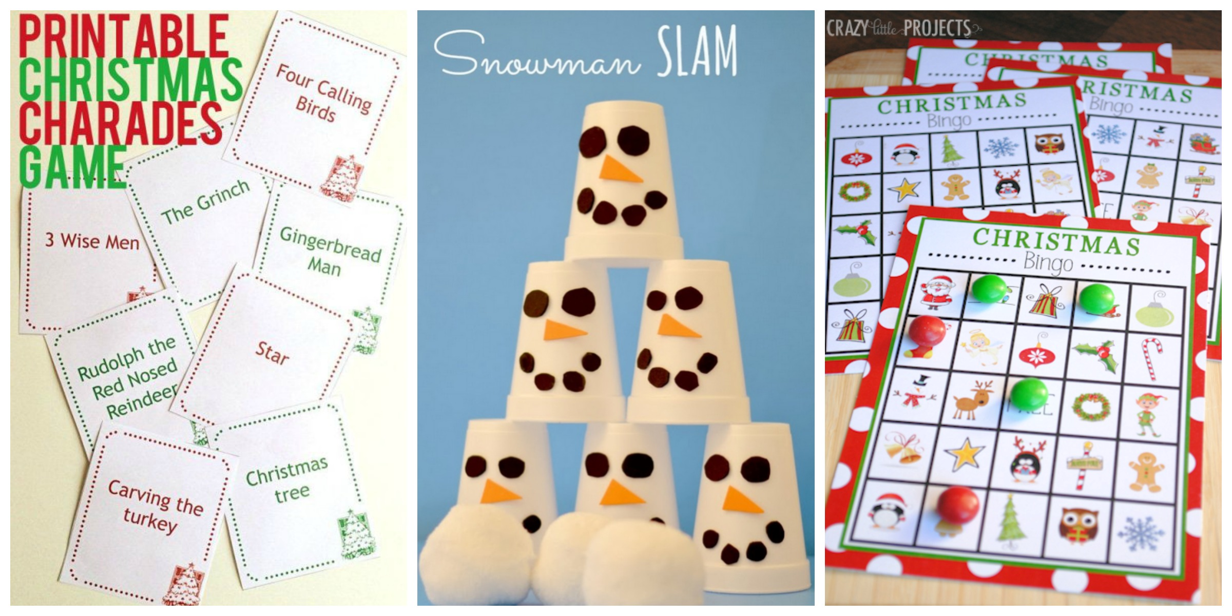 17 fun christmas party games for kids diy holiday party for Diy party games for adults