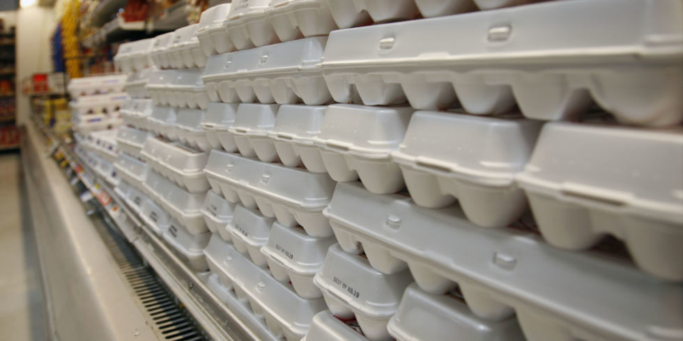This Insane Fact About Store-Bought Eggs Is Going Viral