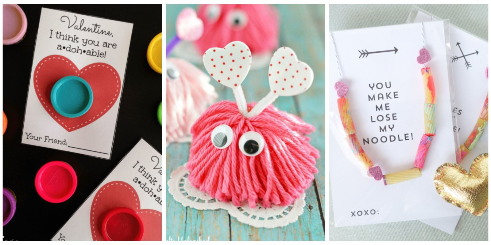 21 Valentine's Day Crafts for Kids - Fun Heart Arts and ...