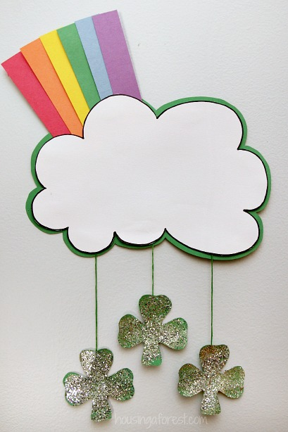 15 st patrick 39 s day crafts for kids diy project ideas for St patrick day craft ideas