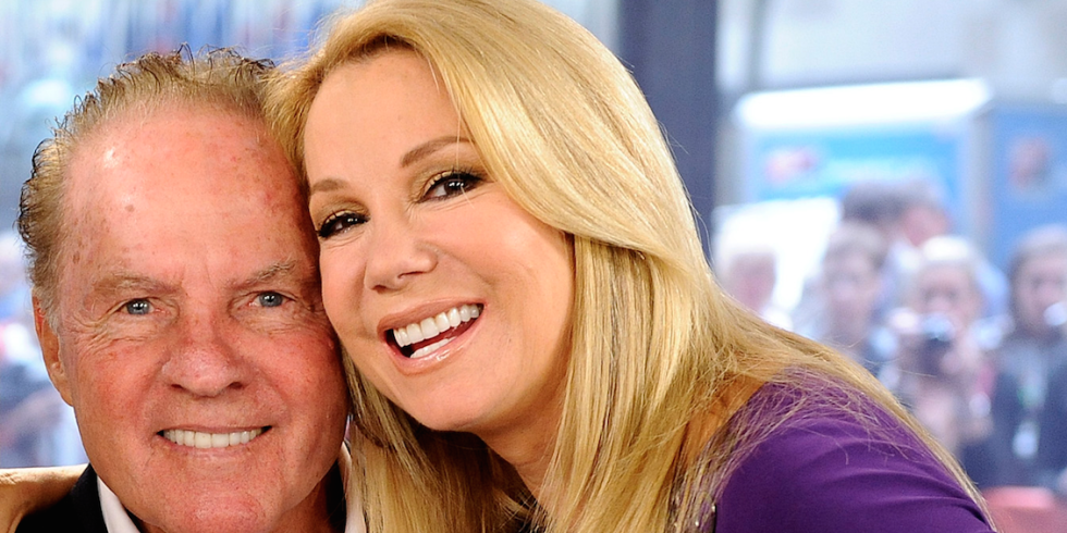 A Brave Kathie Lee Gifford Opens Up About Moving On After Franks Death