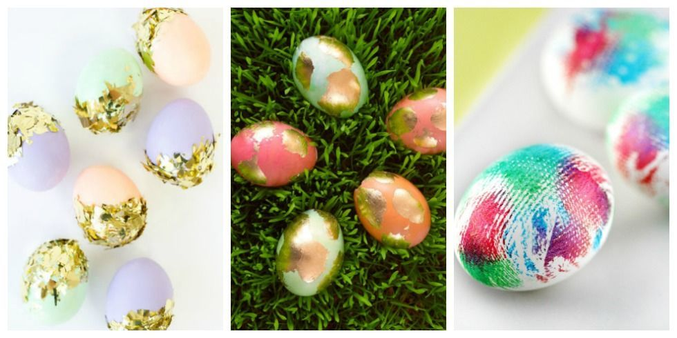 Cool Easter Egg Decorating Ideas Creative Designs For Easter Eggs
