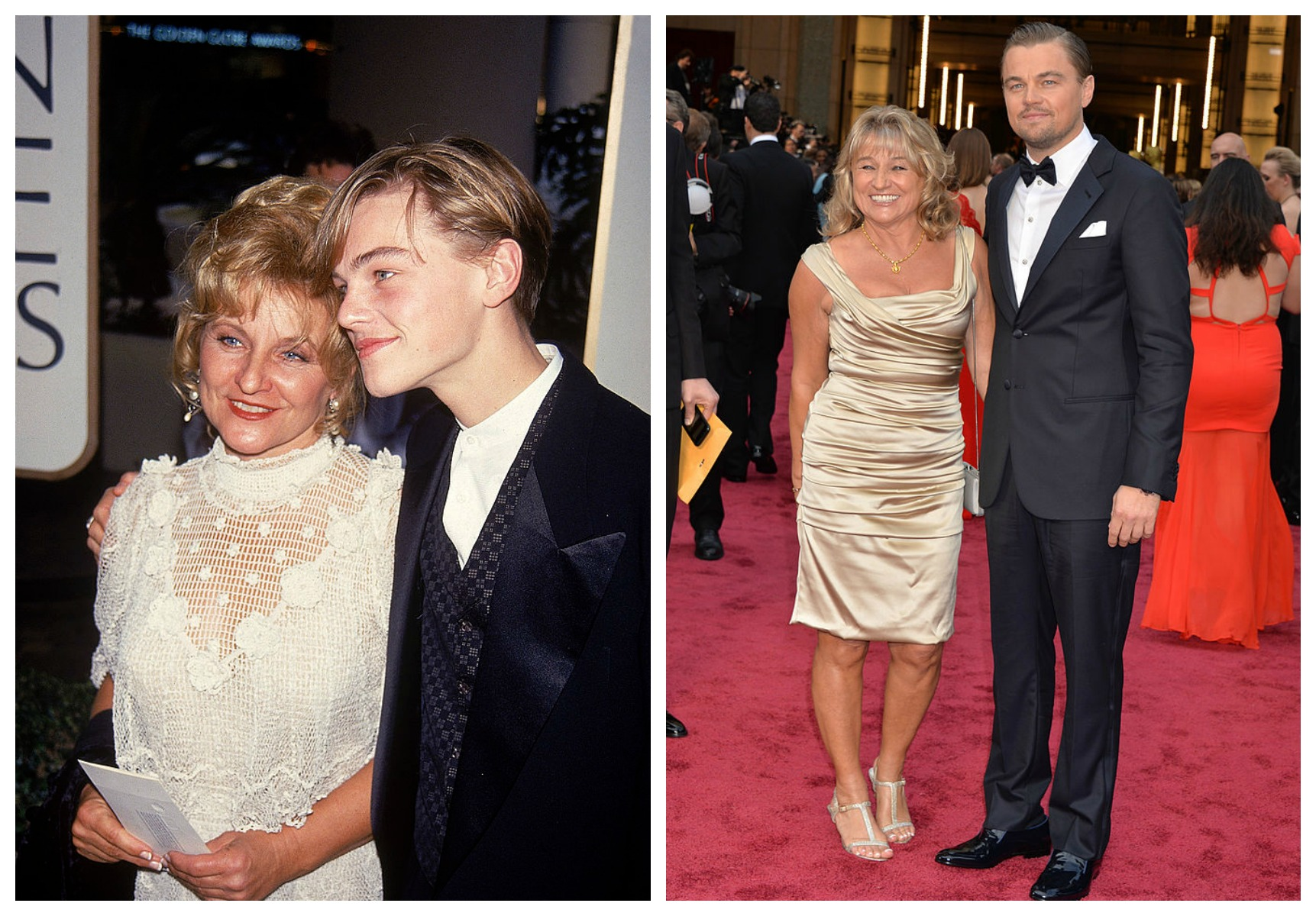 Photos Of Celebrity Moms Male Celebrities With Their