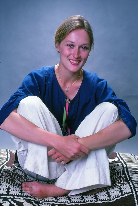 After graduating from Vassar College in 1971, Streep originally applied to law school but overslept the morning of her interview. She took this as a sign she was meant to do something else.