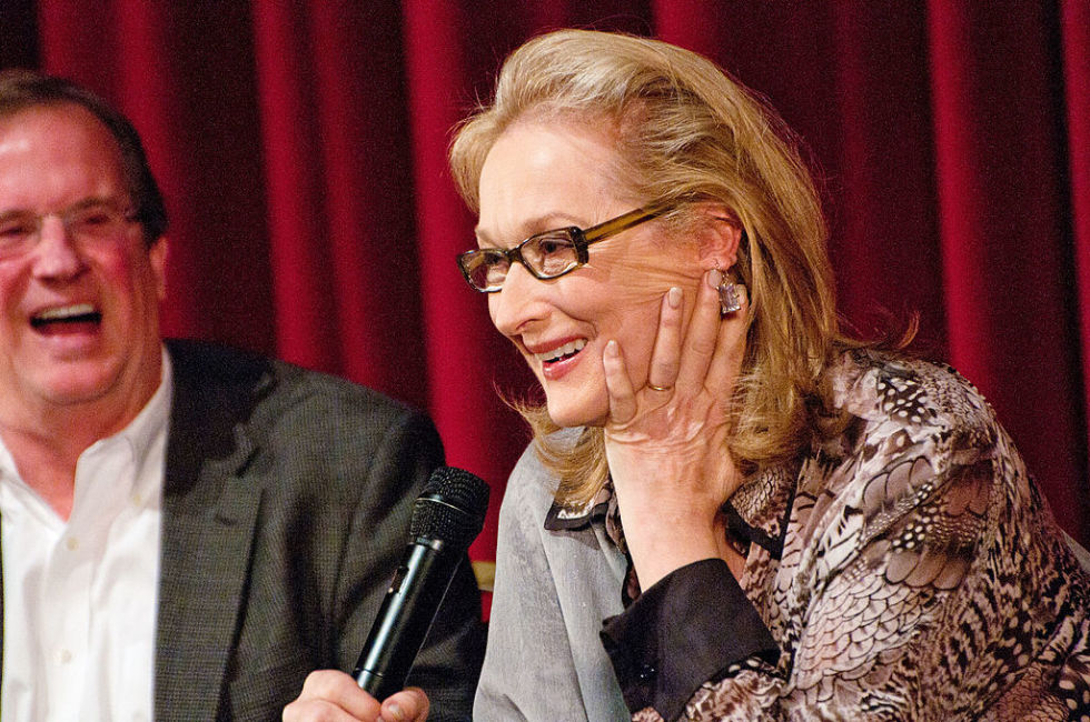 Streep was nominated for Best Spoken Word Album for Children in 2008, for The One and Only Shrek and, most recently, for Best Compilation Soundtrack for 2009's Mamma Mia!