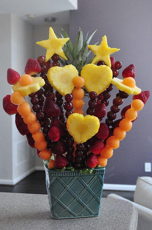 Creative mother 39 s day bouquets unique ideas for mother 39 s for Homemade edible mother s day gifts