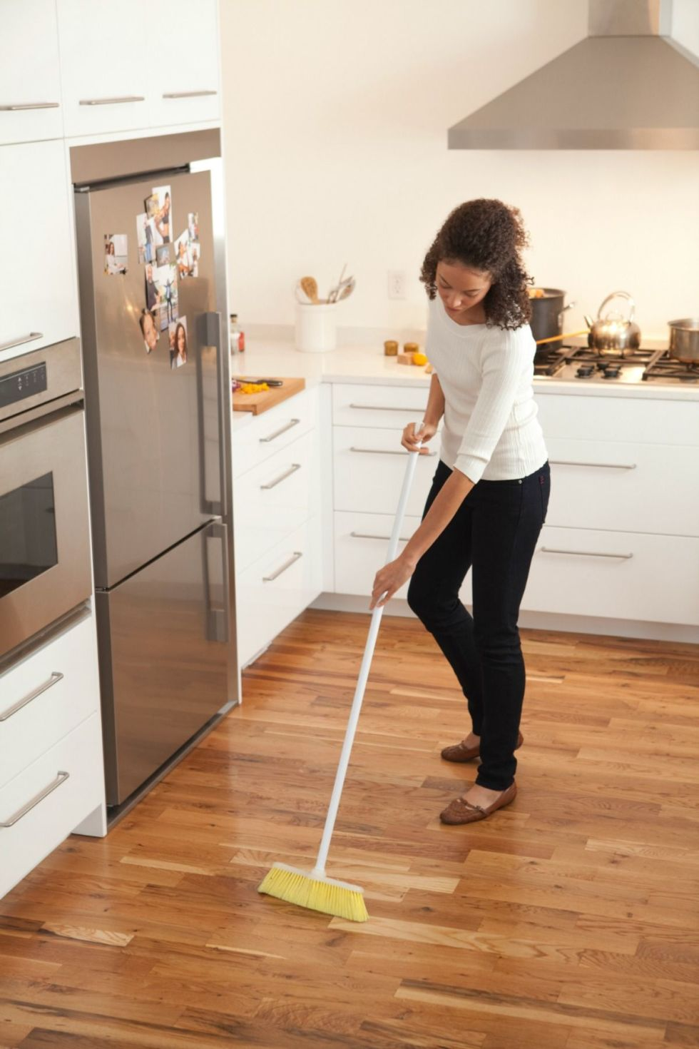 Sweep the kitchen floor - Sweep The Kitchen Floor 5
