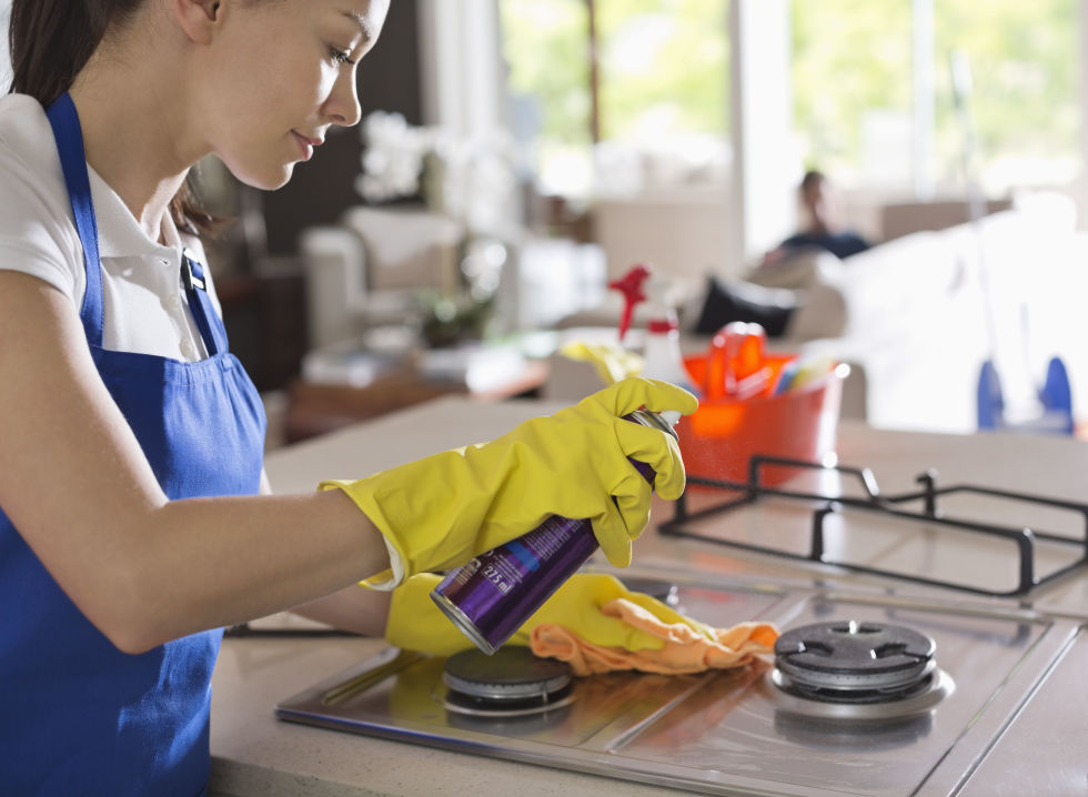 Kitchen Cleaning Tips Enchanting 30 Spring Cleaning Tips  Quick & Easy House Cleaning Ideas 2017