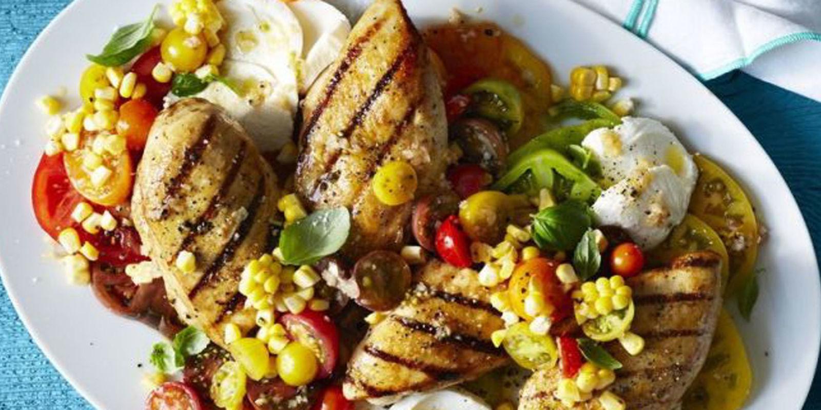 32 Easy Chicken Dinner Recipes