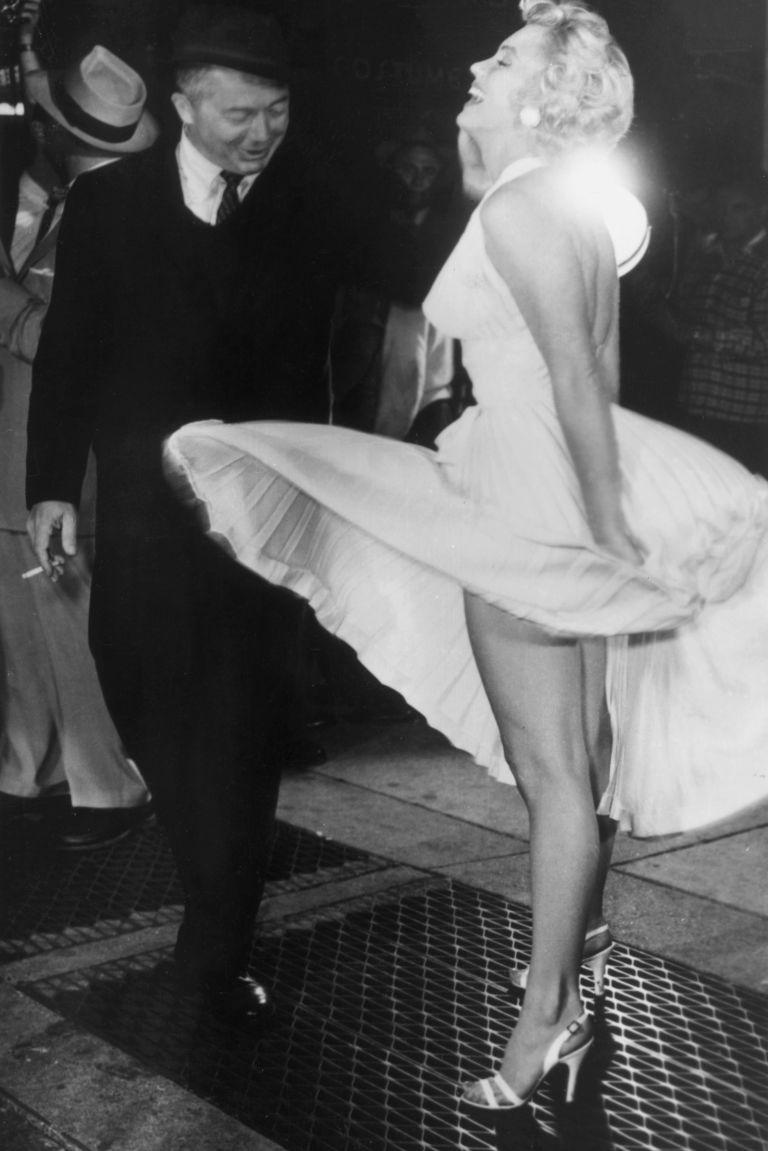Marilyn Monroe White Dress - Seven Year Itch Dress
