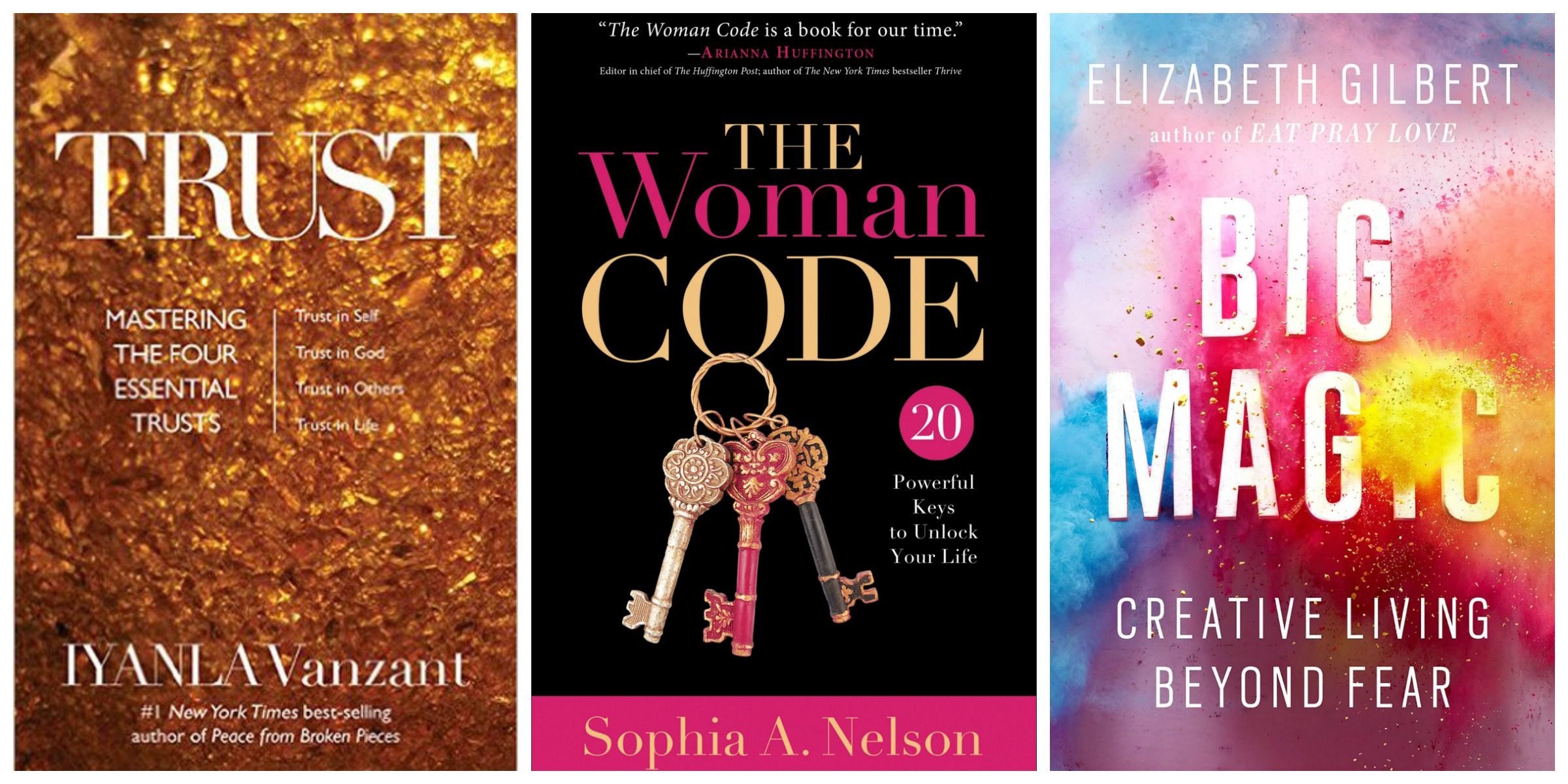Modern Book Cover Inspiration ~ Best inspirational books for women every woman