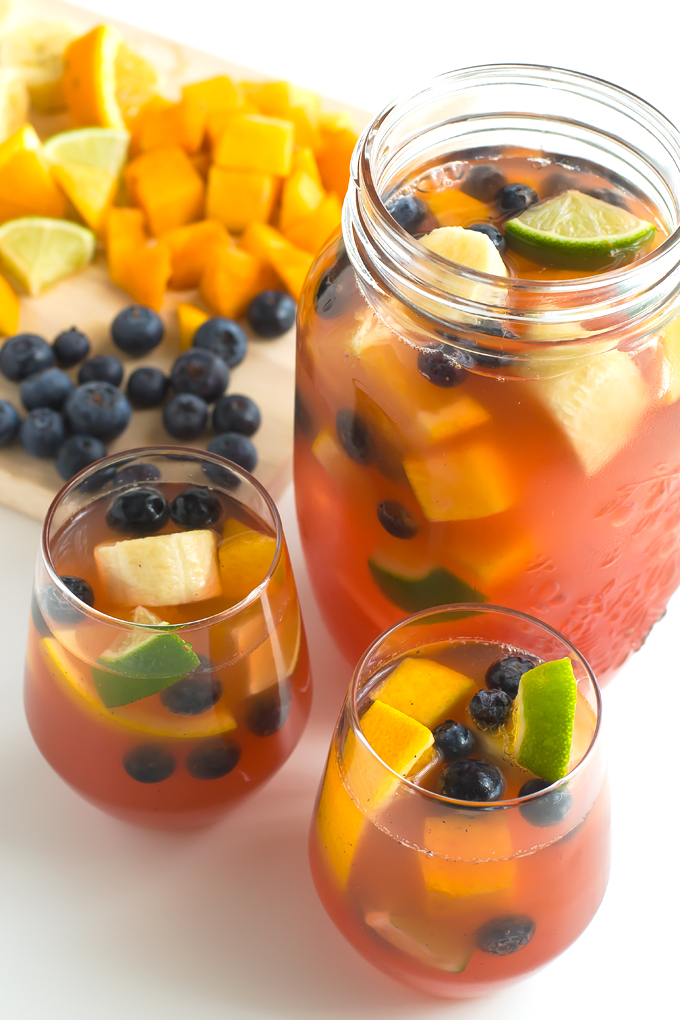 Image gallery non alcoholic punch for Fruity mixed alcoholic drink recipes