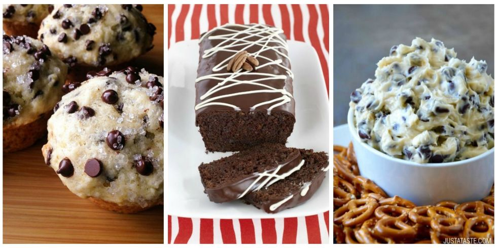 What are some easy desserts for chocolate lovers?