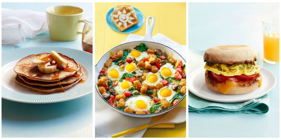 Breakfast recipes fast and easy