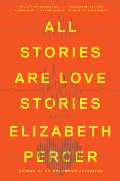 Two major earthquakes strike San Francisco within an hour of each other, destroying the city. In the midst of the chaos, three characters come together and their lives are forever changed as a result. This captivating, and at times heartrending, novel demonstrates the powerful forces of nature and love. All Stories Are Love Stories by Elizabeth Percer, $25.99; Amazon.com