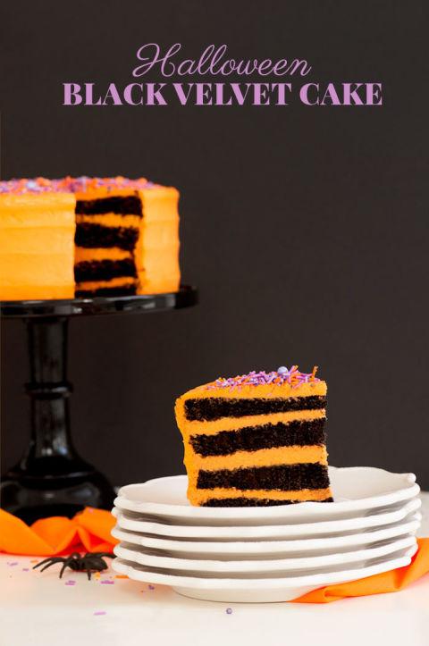 Halloween Coffin Cakes Recipes