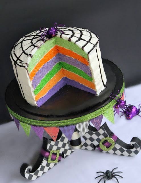 30 easy halloween cakes recipes ideas for halloween cake decorating