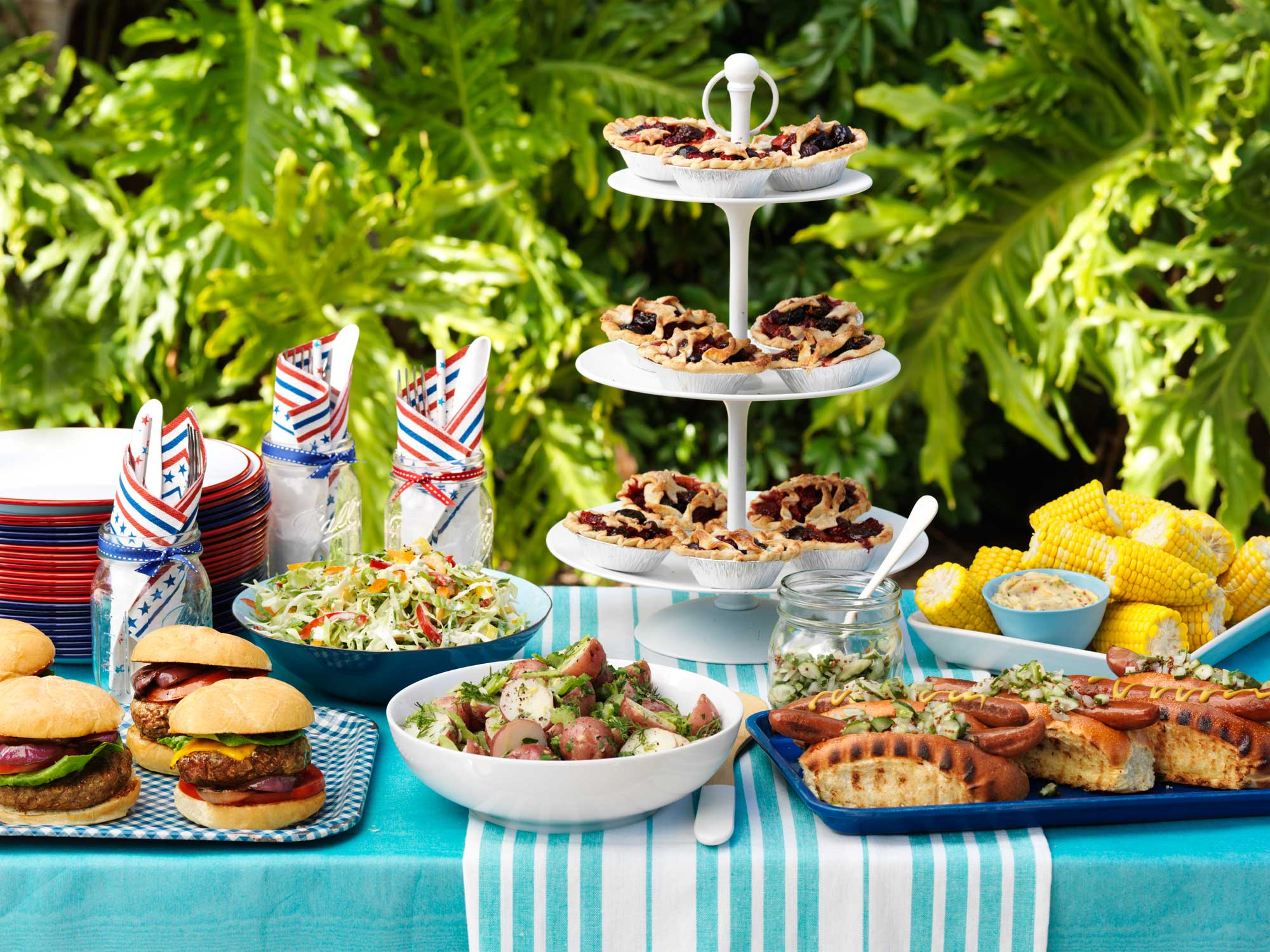 4th Of July Party Ideas Food Decor For A Fourth Of