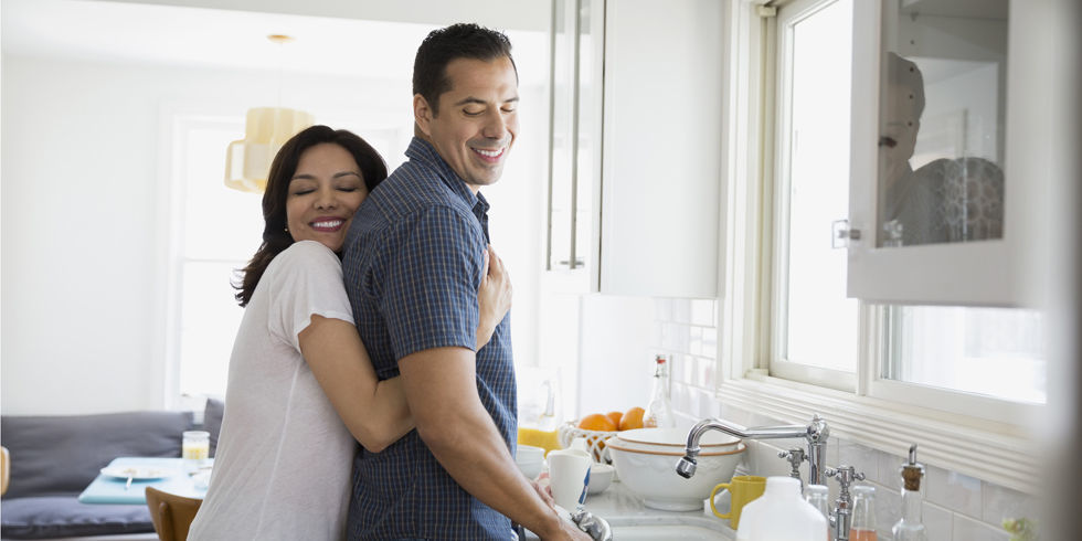 Women Whose Husbands Share Chores Are Healthier and More Sexually Satisfied