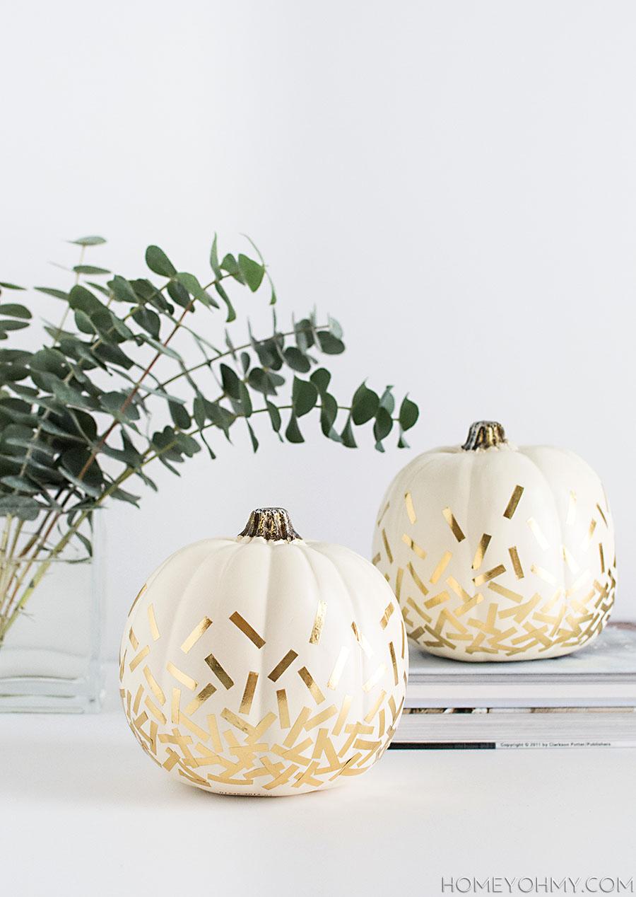 35 halloween pumpkin painting ideas no carve pumpkin decorating - Pumpkin Decorations