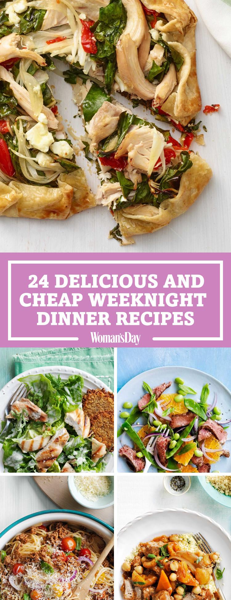 95+ Cheap Dinner Ideas...