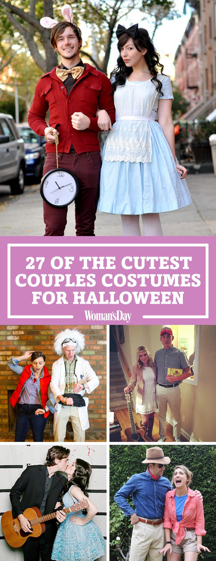 Halloween Costume Ideas For Couples | POPSUGAR Entertainment