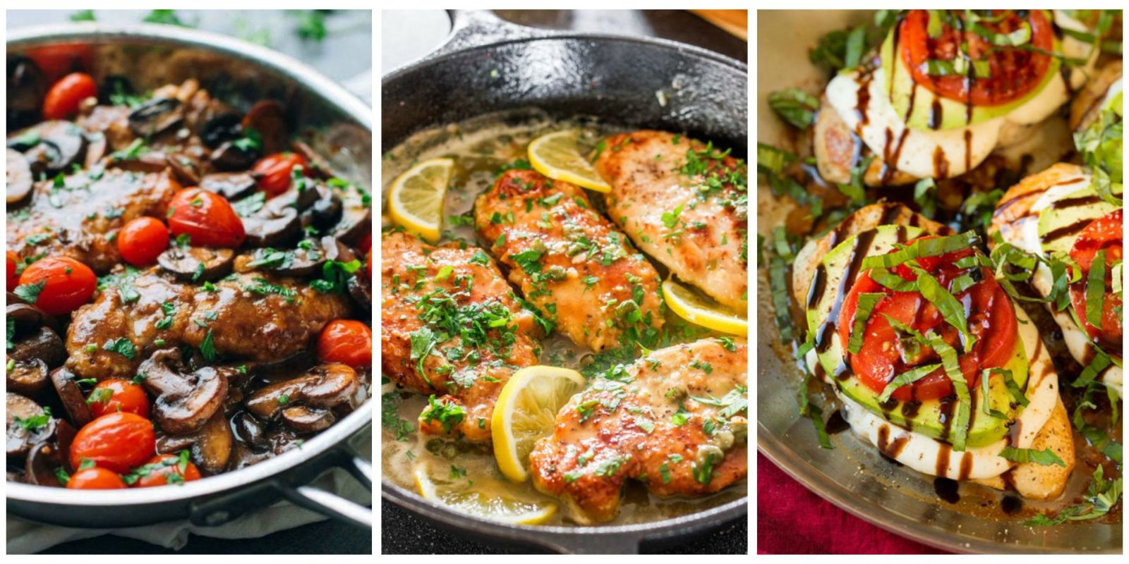 17 Italian Chicken Recipes - Quick and Easy Chicken Dishes