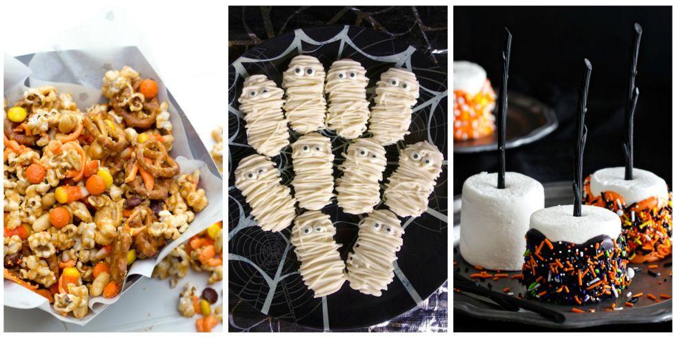 23 photos - Halloween Party Recipies