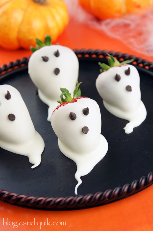25 easy halloween party snacks ideas and recipes for halloween snacks - Easy Halloween Baking