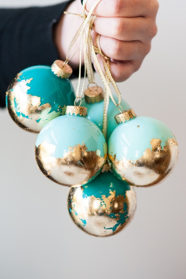 29 Homemade DIY Christmas Ornament Craft Ideas - How To Make ...