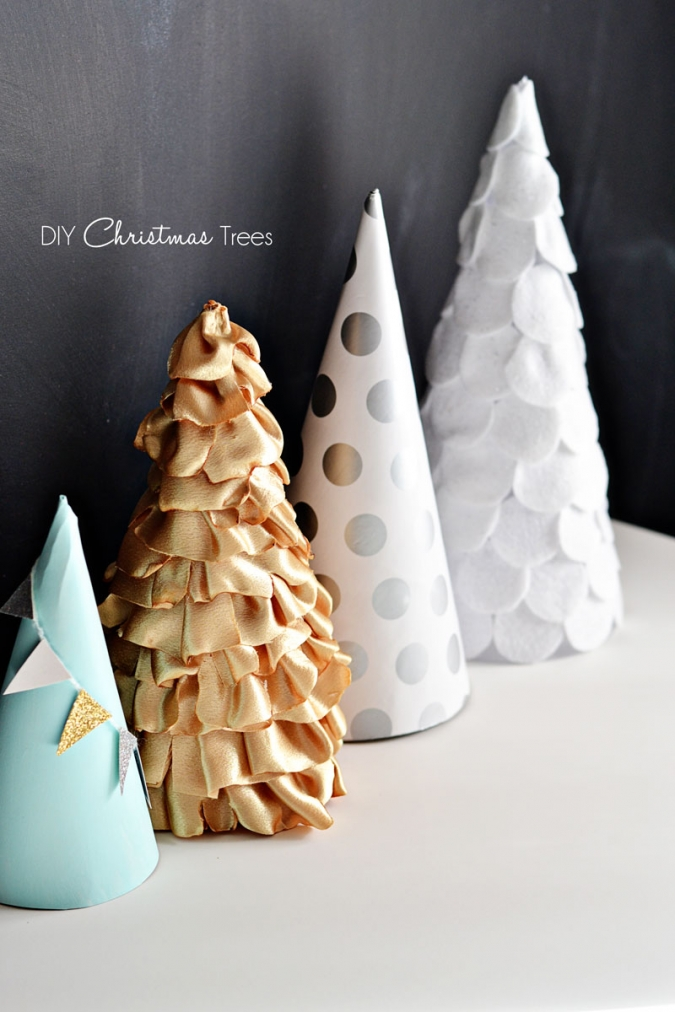50+ Easy Christmas Crafts - Simple DIY Holiday Craft Ideas & Projects